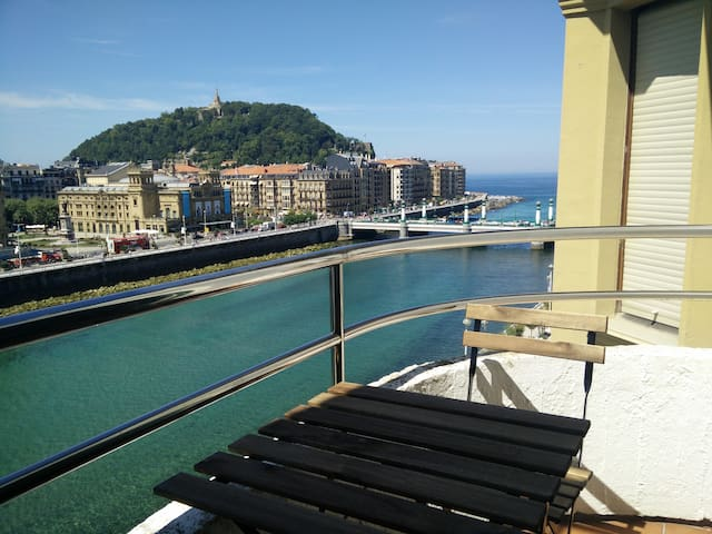 Wake Up With This Amazing Views! - Donostia - Flat