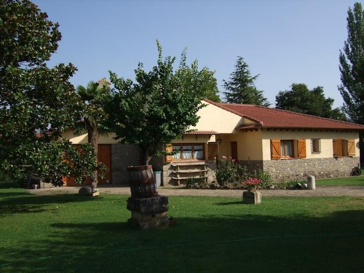 Casa Centro  - Estilo rural en el Pirineo