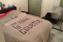 Appartement T2 : Calme, pratique et lumineux !