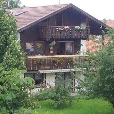Ferienhaus Birgit Lang, Wohnung 1 EG