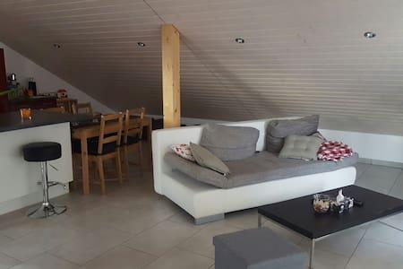 Beau Studio neuf village tranquille - Corcelles-près-Payerne - Apartemen
