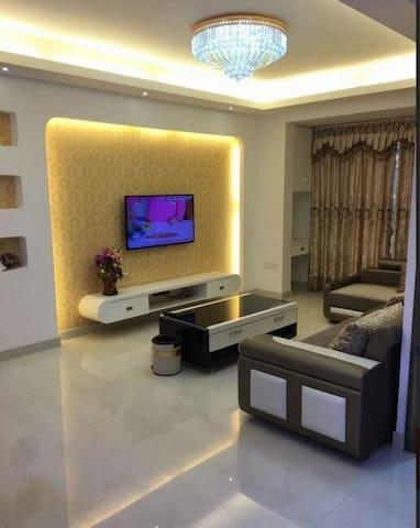 地铁口碑温馨房,有爱的居室 - Fuzhou Shi - Apartment