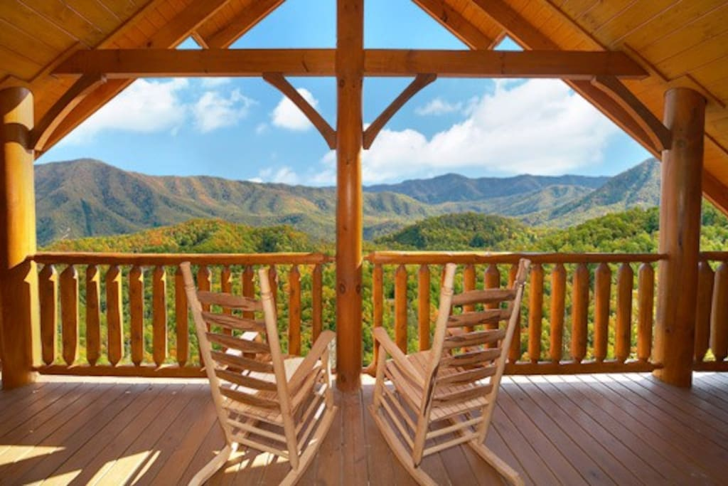 Unbelievable Views of the Great Smoky Mountains!