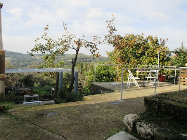Nikolina's Studio and Farm in Arcadades - Corfu - Pagi - House