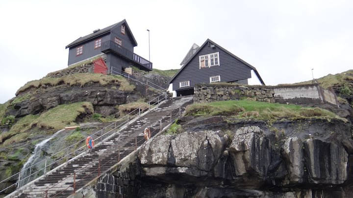 House by the  sea and The Seal Woman