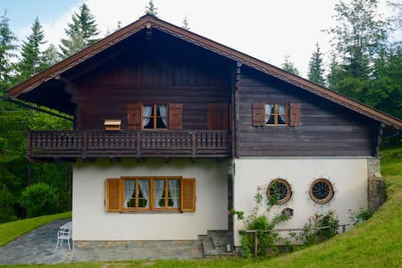 Almhaus in St. Wolfgang
