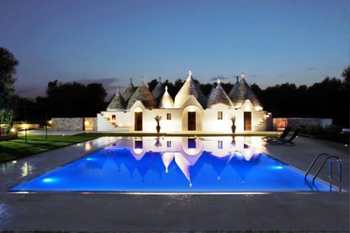 Villa Salento Paradise in Puglia - San Michele Salentino - Дом