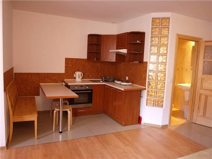 Apartament Ustka Krokusowa 1