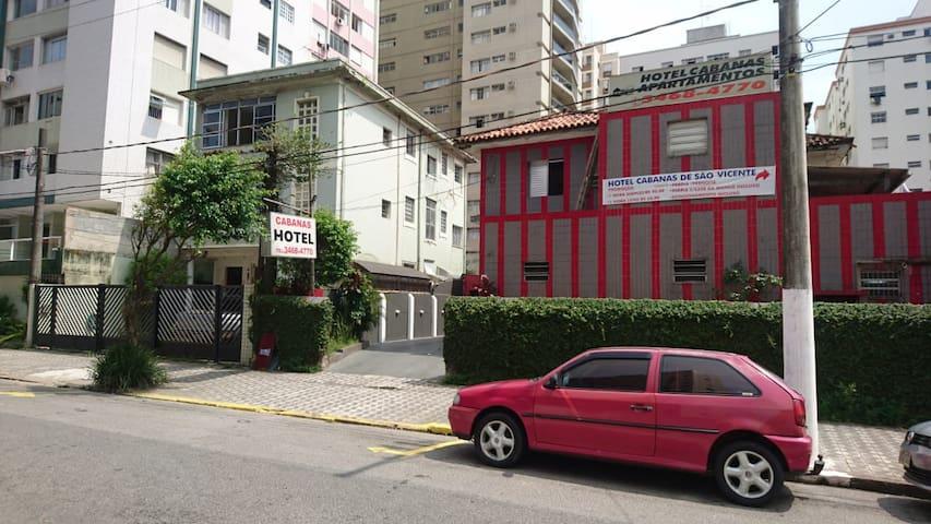 HOTEL CABANAS DE SÃO VICENTE