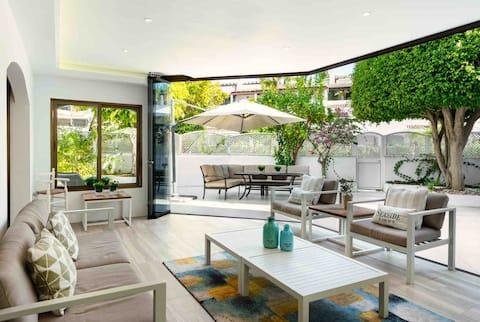 Perfektes Strandhaus am Goldstrand für 8 Gäste