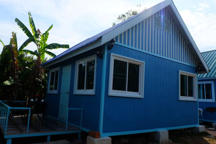 Farm house bungalow deluxe with one bed room