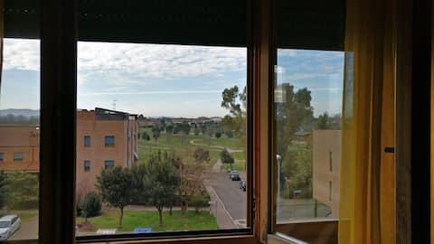 Accogliente e Familiare appartamento in Maremma