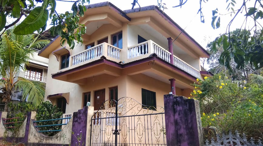 Nihal's Hideout - 3 Bedroom Goan homestay