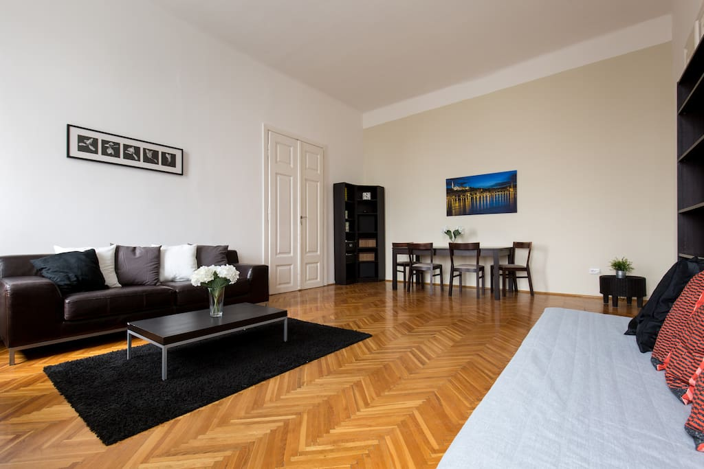 85 sqm Two-Bedroom Apartment