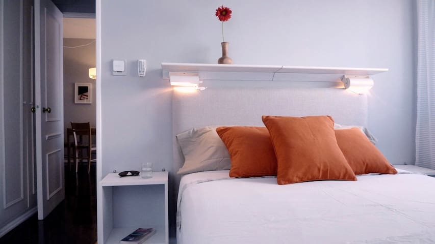 Attic 1bd flat in town -  Owner - Buenos Aires