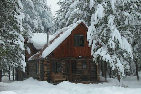 Lost River Cabin - Mazama - Hytte