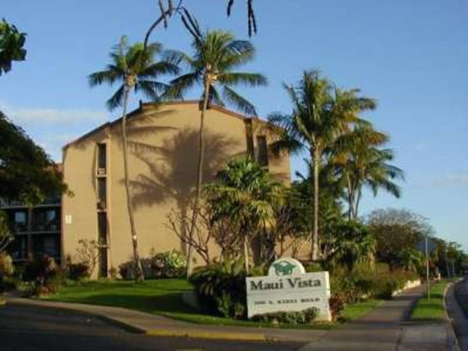 Maui Vista first building