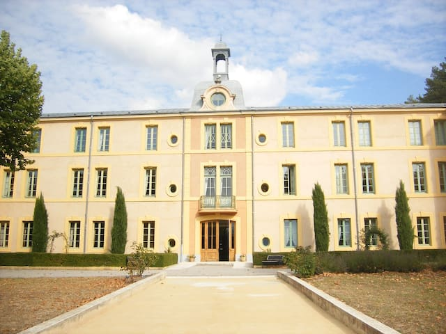 Studio dans château (à la semaine). - Montbrun-les-Bains - Apartment