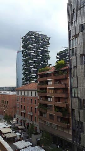APPARTAMENTO ZONA ISOLA..Fronte Bosco Verticale... - Milano - Flat