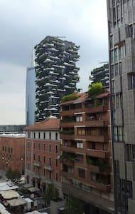 APPARTAMENTO ZONA ISOLA..Fronte Bosco Verticale... - Milano - Apartment