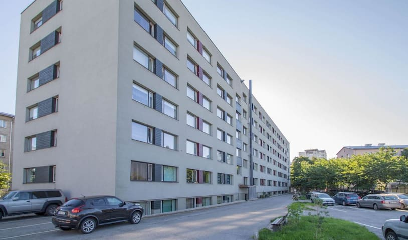 Quiet and cozy apartment close to the city centre. - Tallinn - Appartement