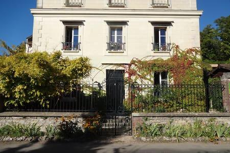 GITES DE CHARME AU COEUR DE GIVERNY - Giverny - Apartment