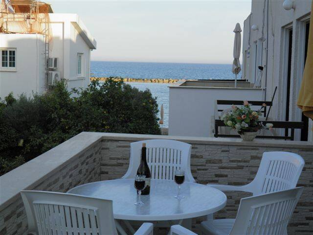 2 Bedroom Sup. Side Sea View Apt - Larnaca, Cyprus - Apartmen