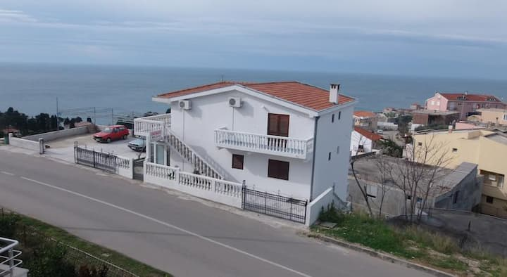 Great Apartment with unique seaview