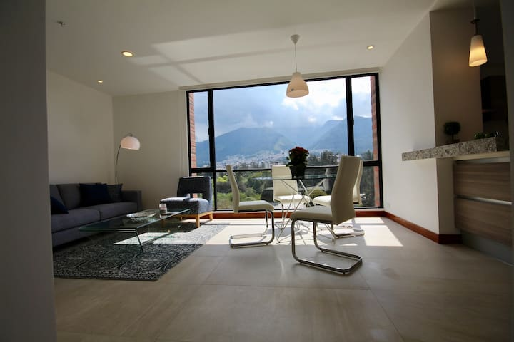 Casa Anita!  Excellent location, modern and secure - Quito - Pis