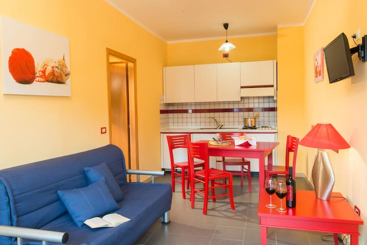 Holiday Home at Trasimeno Lake - Torricella - Apartment