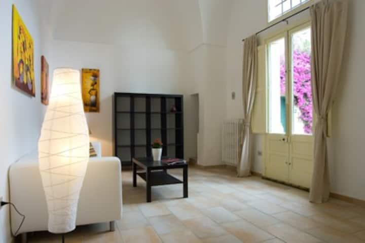 Appartamento in villa masseria