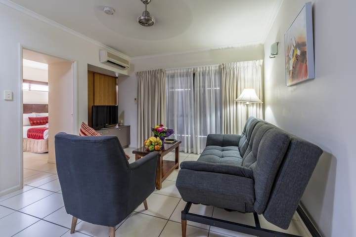 Southern Cross one bedroom deluxe apartment