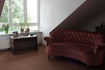 Zauberhafte Dachgeschoss-Wohnung... - Wedel
