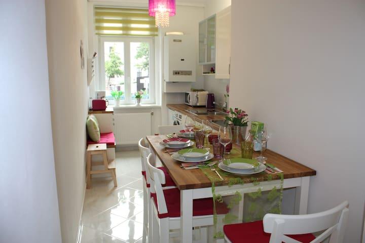 GoVienna Modern Park Apartment