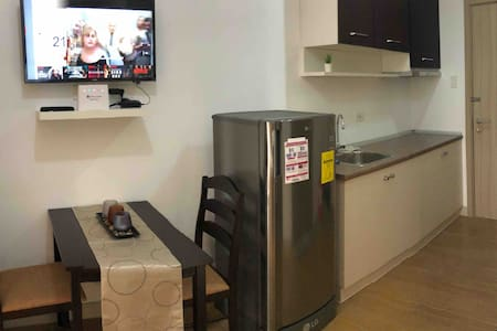 New Affordable Unit at Grace Residence Relax View