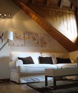 Coqueto ático en Sallent de Gállego - Sallent de Gállego - 公寓