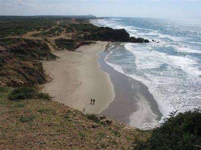 10 Minutes walk to the beach - Hadera - Haus