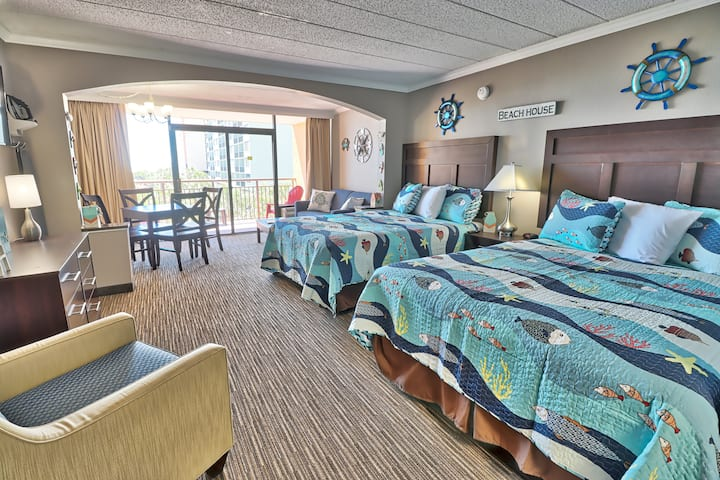 Third Floor Caravelle Resort  - Oceanview