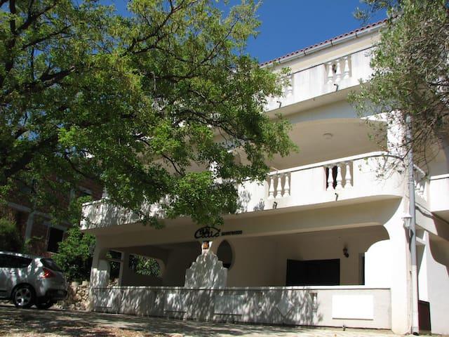 Vila Catic Apartment Floor1(K) - Novalja - Apartment