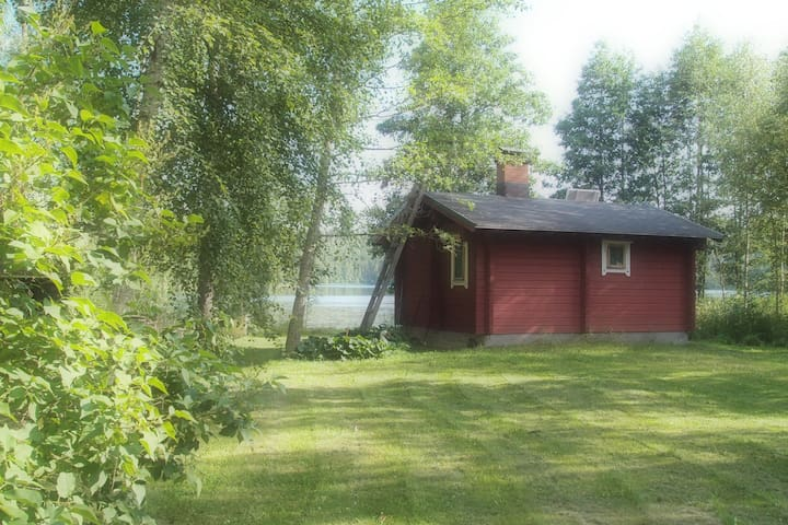 Real finnish sauna experience! - Mikkeli - Cottage