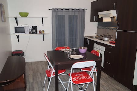 Appartement f2 à Thiverny - Thiverny - Apartament