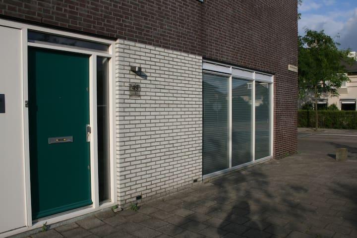 Large apartment close to Amsterdam! - Diemen - 公寓