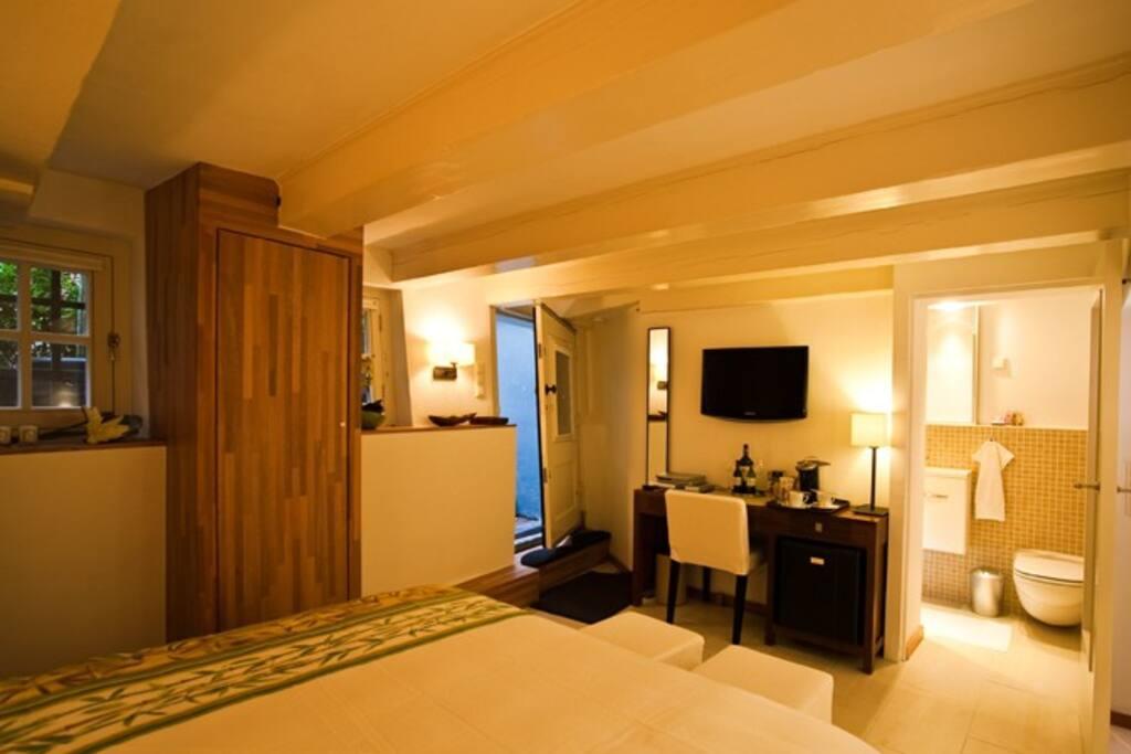 Design studio one appartements louer amsterdam hollande septentrionale pays bas - Chambre a louer amsterdam ...