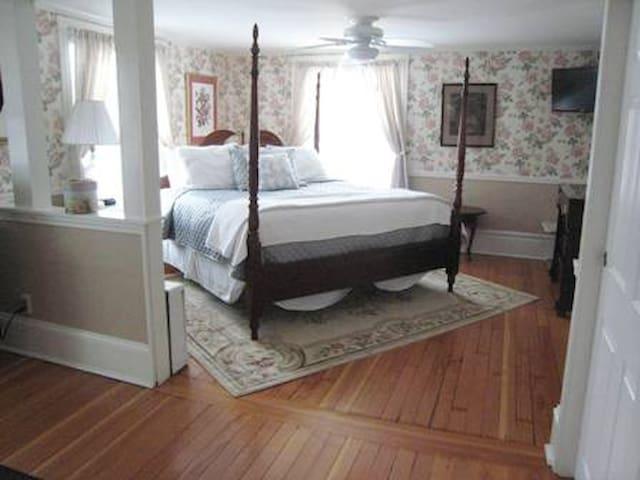 The Victoria Inn /Garden Rose Suite - Hampton - Bed & Breakfast