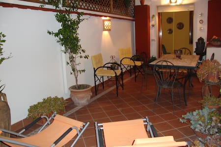 Charming apartment near Sorrento - Meta - Apartmen