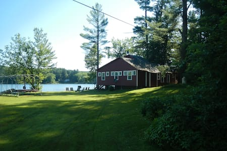 Lakefront 4 Bedroom Cottage - New Marlborough