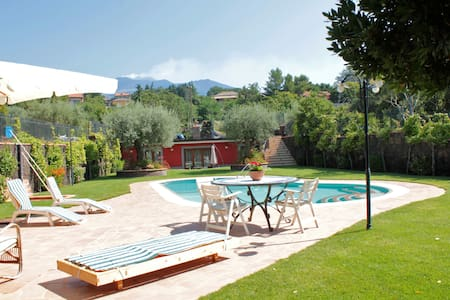 Etna House, panoramic swimming pool - Ragalna