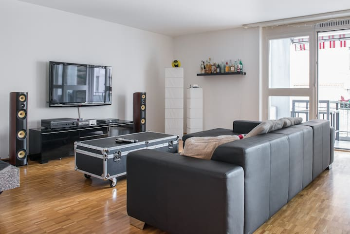 fancy room in Berne city apartment - Berna - Apartamento
