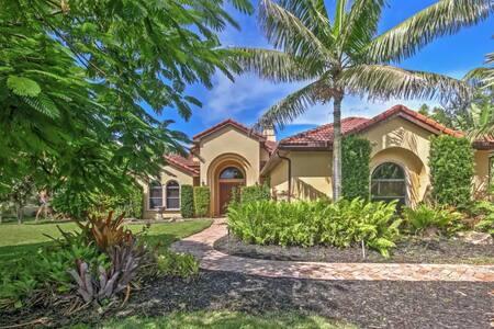 'Villa La Vida' Stunning 3BR Cape Coral House - Cape Coral