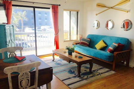 Adorable Beach Condo - Tybee Island - Appartement